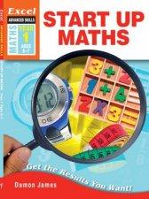 Excel Advanced Skills  Start Up Maths  Year 1