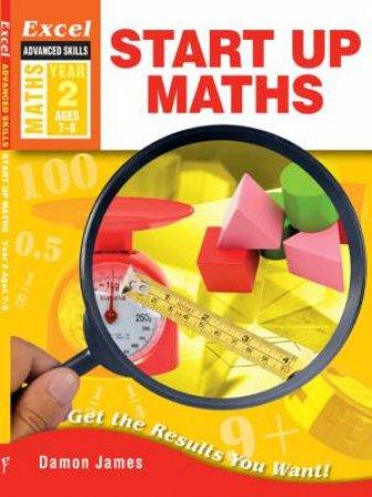 Excel Advanced Skills - Start Up Maths - Year 2