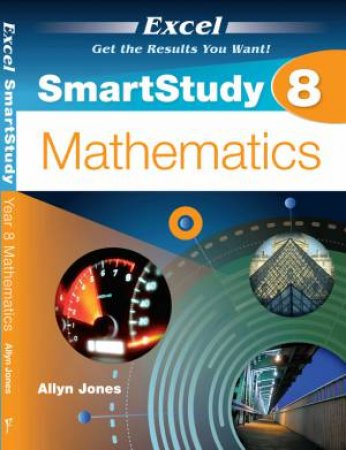 Excel SmartStudy: Mathematics Year 8  by Various