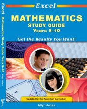 Excel Study Guide  Mathematics Years 910