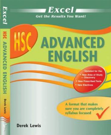 Excel HSC - Advanced English Study Guide