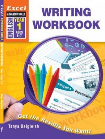 Excel Advanced Skills - Writing Workbook Year 1