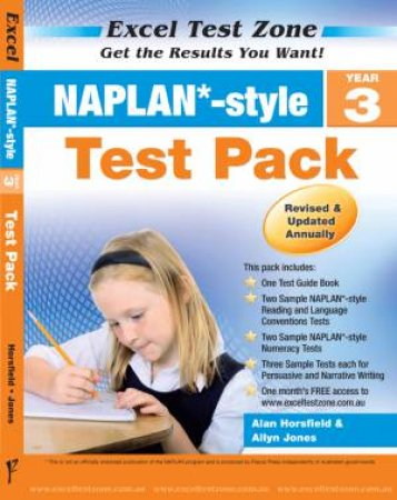 NAPLAN* Style Year 3 Test Pack