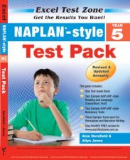 NAPLAN* Style Year 5 Test Pack by Alan Horsfield & Allyn Jones