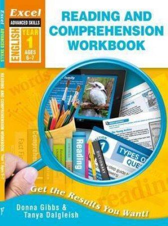 Excel Advanced Skills Workbook: Reading And Comprehension Workbook Year 1
