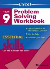 Excel Essential Skills: Problem Solving Workbook Year 9 by Allyn Jones