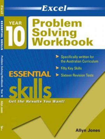 Excel: Essential Problem Solving Year 10
