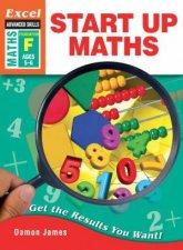 Excel Advanced Skills  Start Up Maths  Foundation
