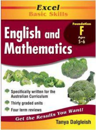 Excel Basic Skills: English & Mathematics Core Book - Foundation