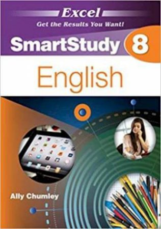 Excel SmartStudy: English Year 8  by Various