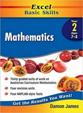 Excel Basic Skills: Mathematics Year 2