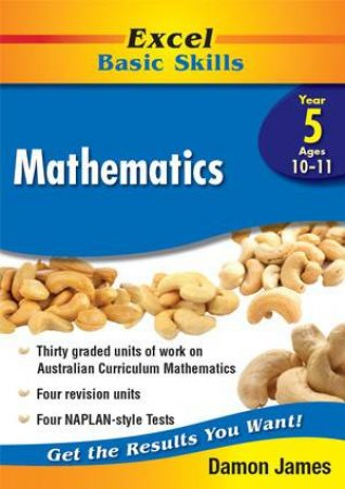 Excel Basic Skills: Mathematics Year 5