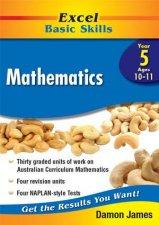 Excel Basic Skills Mathematics Year 5