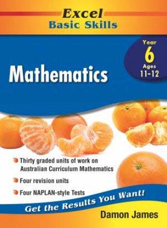 Excel Basic Skills - Mathematics Year 6