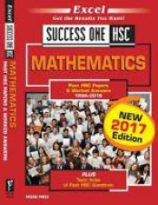 Excel Success One: HSC Mathematics (2017 Edition) by Various