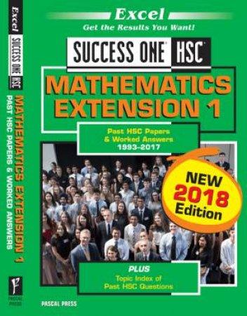 Excel Success One HSC: Mathematics Extension 1 (2018 Edition)