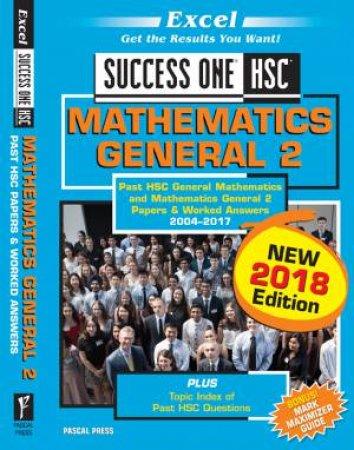 Excel Success One HSC: Mathematics General 2 (2018 Edition)