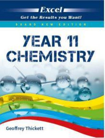 Excel Year 11 Study Guides: Chemistry