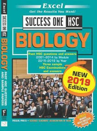 Excel Success One HSC Biology (2019 Ed.)