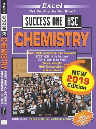 Excel Success One HSC Chemistry (2019 Ed.)