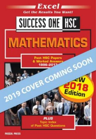 Excel Success One HSC Mathematics (2019 Ed.)