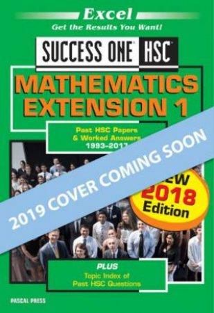 Excel Success One HSC Mathematics Extension 1 (2019 Ed.)