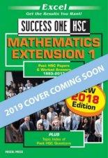 Excel Success One HSC Mathematics Extension 1 2019 Ed