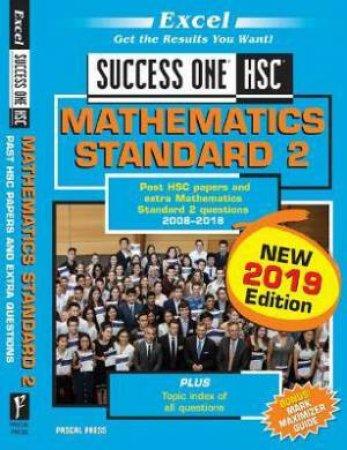 Excel Success One HSC Mathematics Standard 2 (2019 Ed.)