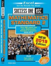 Excel Success One HSC Mathematics Standard 2 2019 Ed