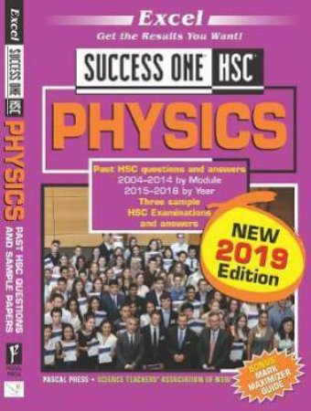 Excel Success One HSC Physics (2019 Ed)