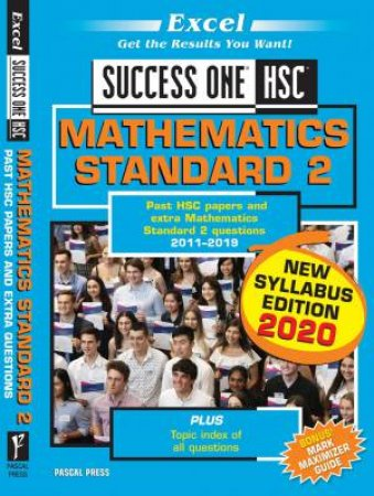 Excel Success One HSC Mathematics Extension 2 2020 Edition