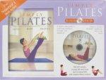 Simply Pilates Book  DVD