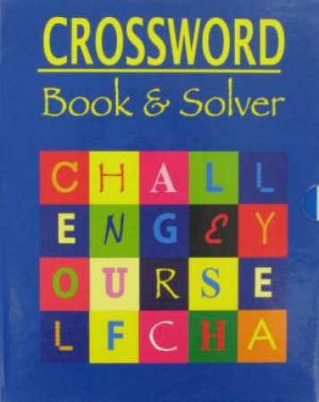 Crossword Gift Box: Book & Solver by Various