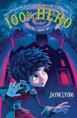 100% Hero by Jayne Lyons