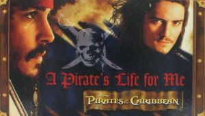A Pirate's Life For Me: Treasure Chest by Various