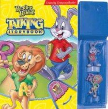 Reader Rabbit Talking Storybook