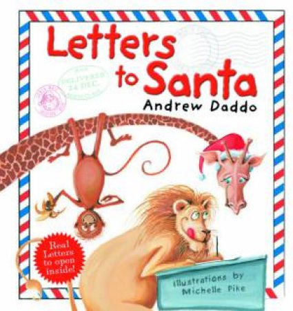 Letters to Santa by Andrew Daddo