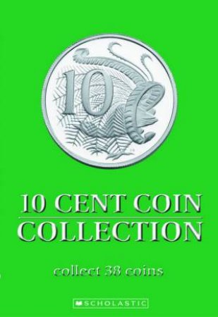 10 Cent Coin Collection by Julian Gray