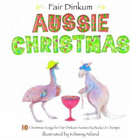 Fair Dinkum Aussie Christmas with CD by Colin Buchanan
