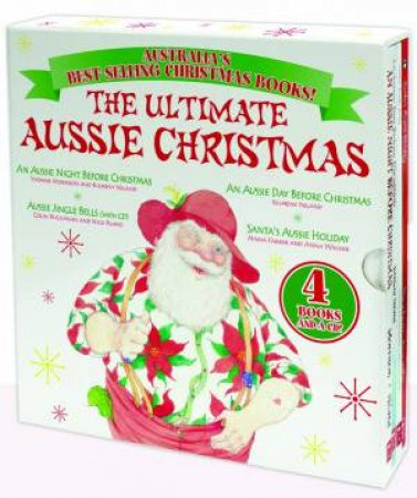 Ultimate Aussie Christmas Slipcase plus 1 with CD by Various