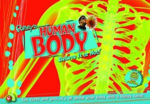 Ripley's Twists: Human Body by Various