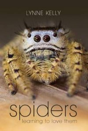 Spiders: Learning to Love Them by Lynne Kelly