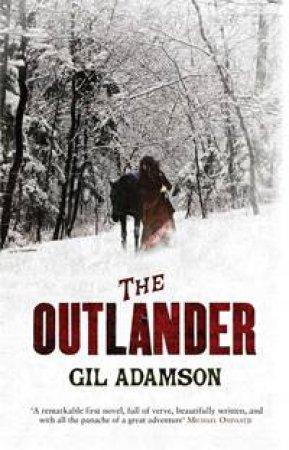 Outlander by Gil Adamson