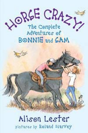The Complete Adventures of Bonnie and Sam: Horse Crazy!