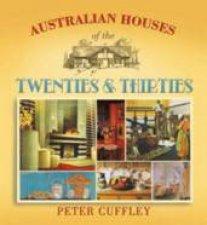 Australian Houses Of The Twenties  Thirties