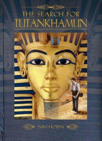 Search For Tutankhamun Pop Up Book by Niki Horin, BA (Hons)