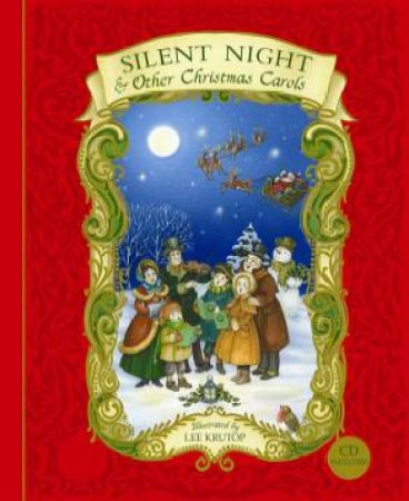 Silent Night And Other Christmas Carols, CD Ed by Lee Krutop
