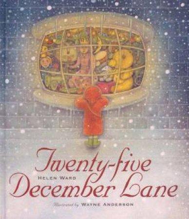 Twenty Five December Lane by Helen Ward & Wayne Anderson