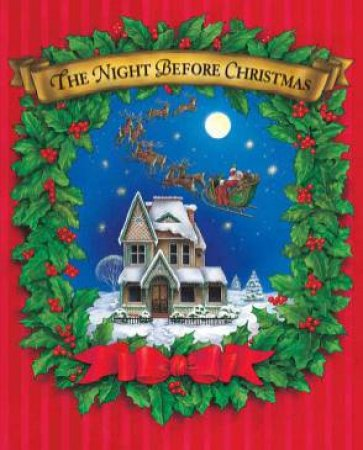Night Before Christmas With Cd by Lee Krutop