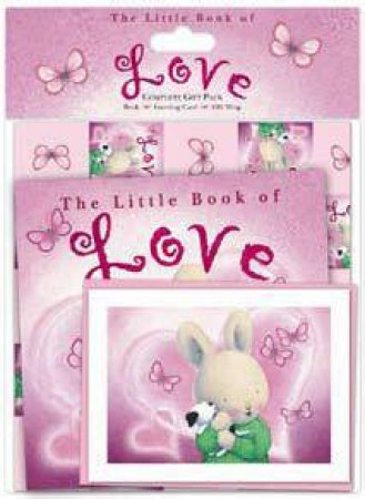 Little Book of Love Gift Set